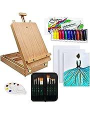 Art Supplies Sketchbox Set
