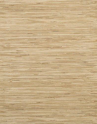 Faux Grass Cloth Wallpaper (York Wallcoverings RN1062 Modern Rustic Grasscloth Wallpaper)