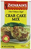 Zatarain s Crab Cake Mix, 5.75 oz (Case of 12)