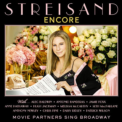 Encore: Movie Partners Sing Broadway (Alec Baldwin Best Performance)
