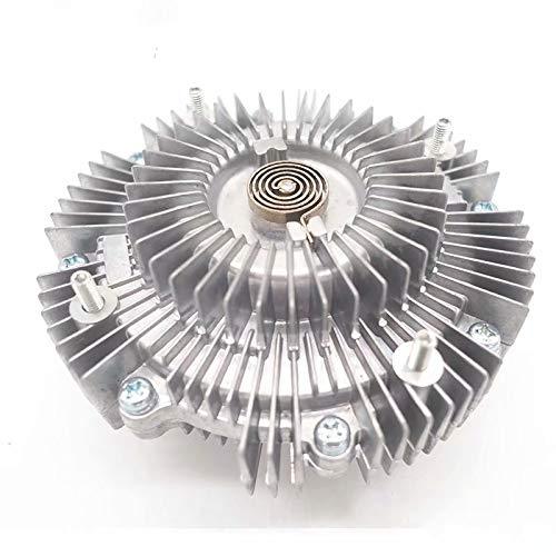 Lovey-AUTO OEM # 16210-66010 Fan Viscous Coupling suitable for Landcruiser 1FZ to 2002 4.5L Petrol 75 80 105 16210-66010