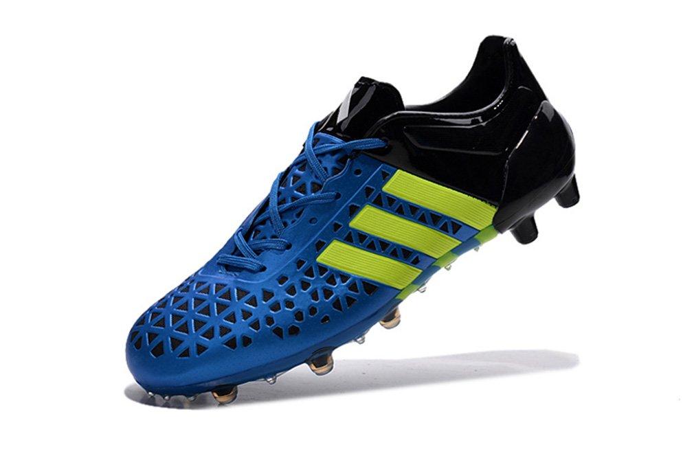 Herren ACE 15,1 FG blau Niedrig Fußball Schuhe Fußball Stiefel