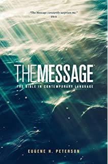 The Message Ministry Edition: The Bible in Contemporary Language