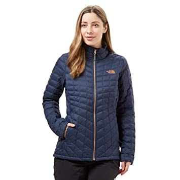 8c4dedc409 The North Face Thermoball Full Zip Veste Femme: Amazon.fr: Sports et ...