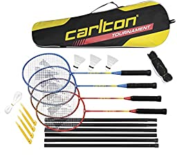Carlton Badminton Championship 4-Player Set