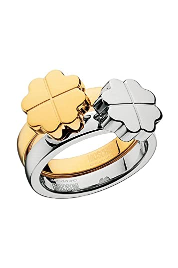 Ring Moschino MJ0052 Jewels Good Size 16m/m. zuw9hWt