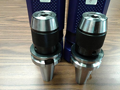 (2 BT40 Ball Bearing Keyless Drill Chucks 1/2