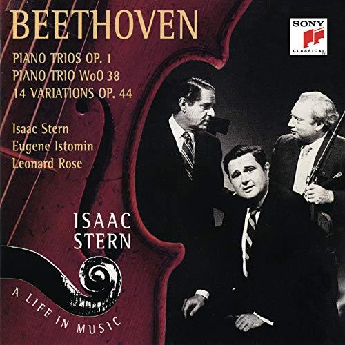 Beethoven: Piano Trios & Variations, Vol. 2