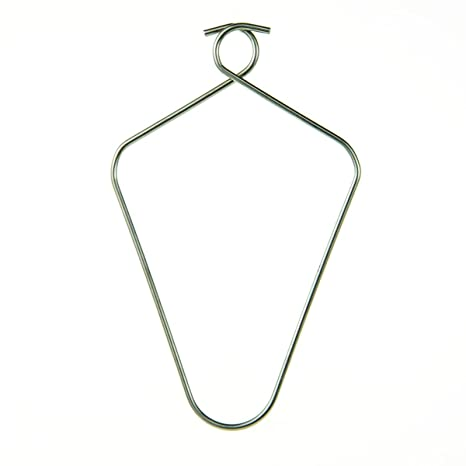 Nx Garden 100pcs Drop Ceiling Hook Clips Strawberry Shape Metal Hook 10 Lbs Load Bearing T Bar Grid Wire Suspended Ceiling Hanger Clips