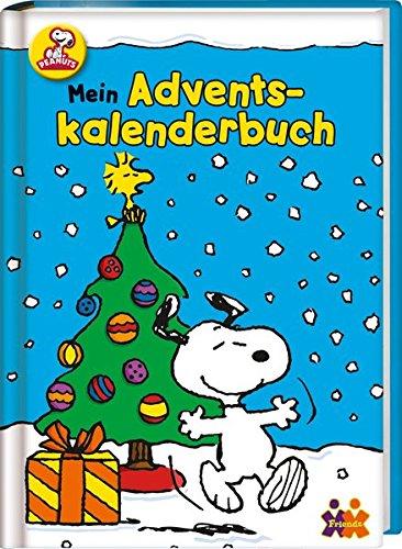 Peanuts. Mein Adventskalenderbuch