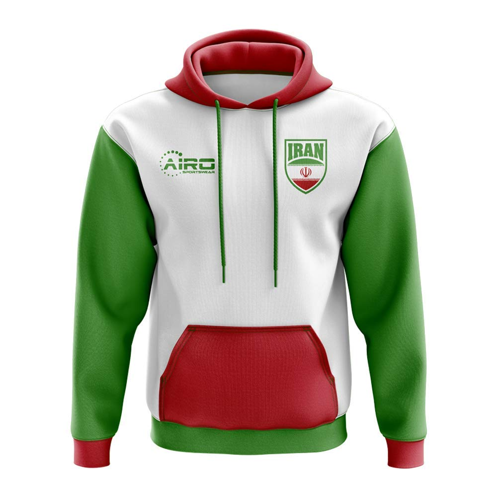 人気が高い  Iran Concept Country Football Hoody Hoody (White) B07HJYXQFR Country (White) XXL Adults|White White XXL Adults, 一粒の米屋:3944efbf --- 4x4.lt