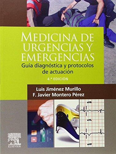 Descargar Libro Medicina De Urgencias Y Emergencias L. Jiménez Murillo