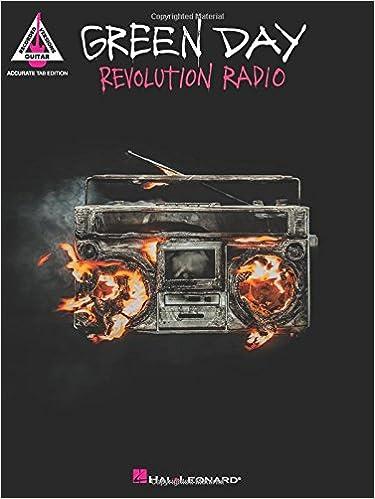 Amazon.com: Green Day - Revolution Radio: Accurate Tab Edition ...