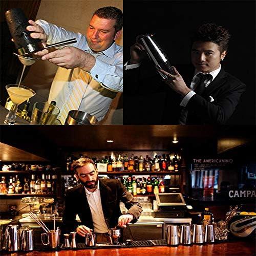 CocktailShakerSet, EdelstahlShaker, WeinShakerBarShaker