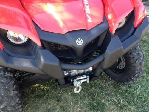 Amazon.com: Yamaha Wolverine 2016 Winch,Winch Mount,Winch Cover,Accessory Kit and Cable Upgrade: Home Improvement