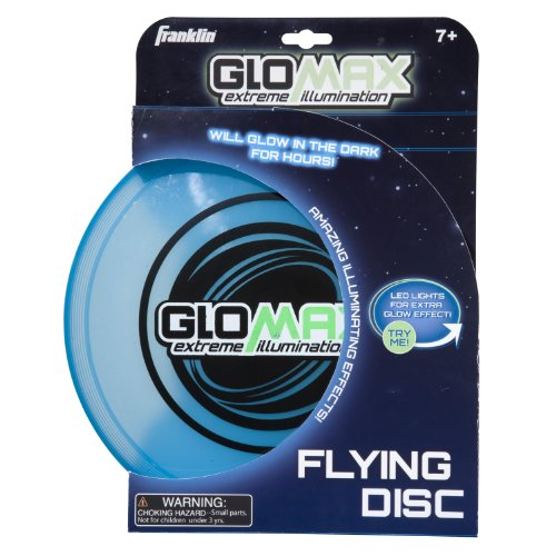 Franklin Sports Glomax Flying Disk by Franklin Sports