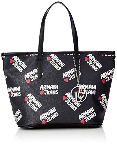 Armani Jeans 9220297P773, Borsa shopper Donna 17x23x34 cm (B x H x T)