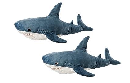 Anic Stuffed Shark