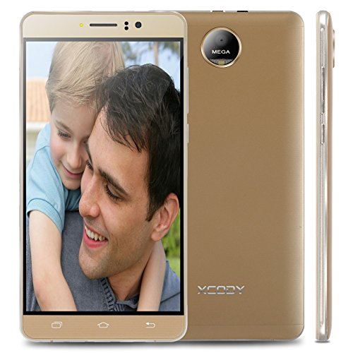 Xgody Unlocked Y12 Smartphone Gold
