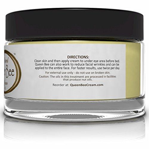Queen Bee Organic Under Eye Cream, 1 Ounce