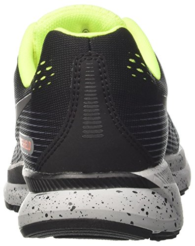 34 Chaussures Zoom Wolf Shield GS Black Running Grey Nike Noir Volt de Pegasus garçon Black xX4qdEE