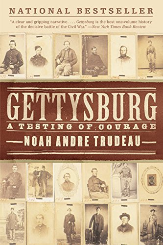 (Gettysburg: A Testing of Courage)