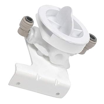 Spares2go - Tapón de filtro dispensador de agua para nevera Blomberg congelador
