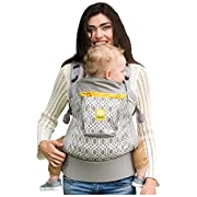 4 in 1 ESSENTIALS Baby Carrier by LILLEbaby – Grey Eternity Knot
