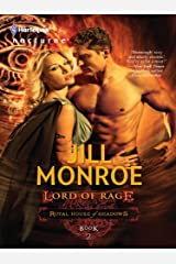 Lord of Rage (Royal House of Shadows Book 2) Kindle Edition