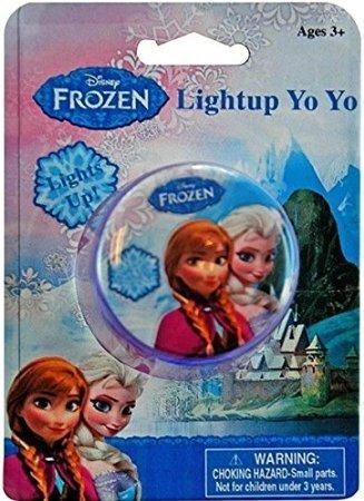 Disney Frozen Elsa Toy Light Up Yo-Yo - Style May Very