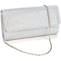 Evening Bag Clutch Purses for Women ,iSbaby Ladies Sparkling Glitter Party Handbag Wedding Bag