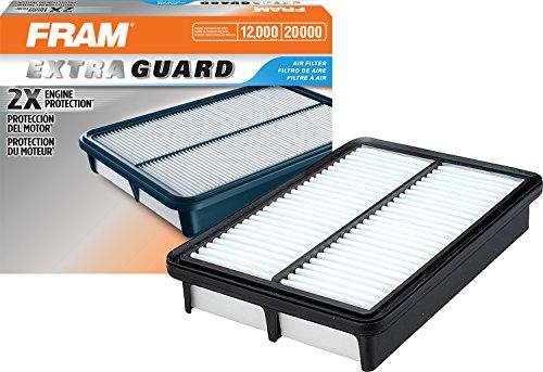 FRAM CA10086 Extra Guard Rigid Rectangular Panel Air Filter