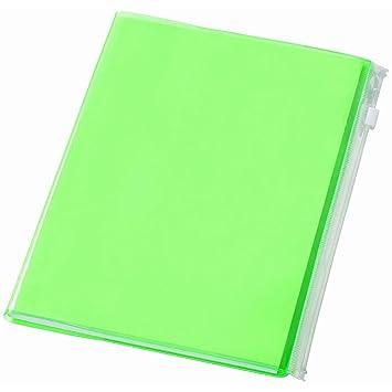 Notebook para notas con 80 hojas A5 a rayas y bolsillo porta ...