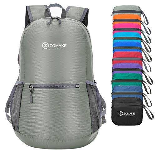 ZOMAKE Ultra Lightweight Packable