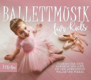 Ballettmusik für Kids - Various Artists: Amazon de: Musik