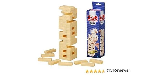 TAKARA TOMY Jenga Junior: Amazon.es: Juguetes y juegos