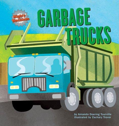 Garbage Trucks (Mighty Machines (Hardcover))