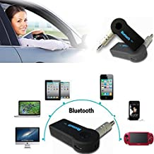 New Car Kit MP3 Player with USB/SD MMC Music Player FM Transmitter Modulartor Bluetooth Music Audio Stereo Adapter Receiver for Car AUX IN Home Speaker MP3 Remote control