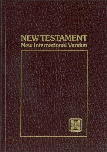 Niv Pocket Thin (NIV Pocket Thin New Testament)