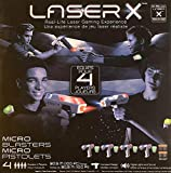 NSI Laser X-Real-Life Laser Gaming Experience - 4 Laser X Players - AS