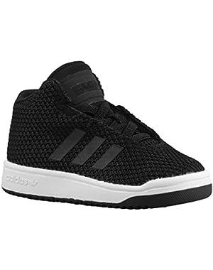 Toddler Veritas Mid I Shoes 4K M US Black White