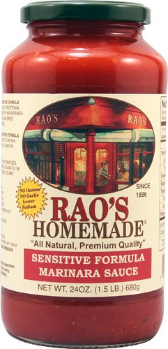 Rao's Homemade All Natural Marinara Sauce Sensitive Formula -- 24 oz - 2PC