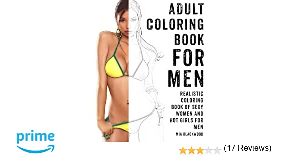 Coloring Book 4 : Amazon.com: adult coloring book for men: realistic