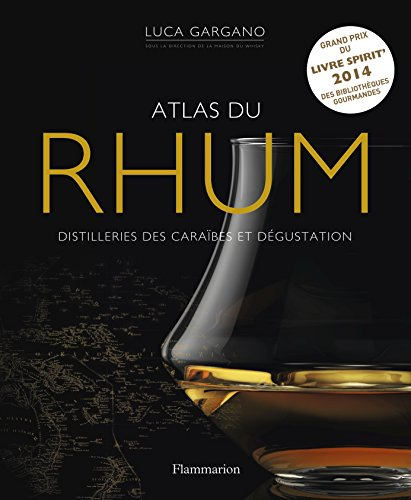 Top 2 recommendation atlas du rhum 2019