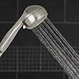 Waterpik TRS-559 Elements 5-Mode Handheld Shower, Brushed Nickel