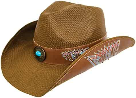 bb7b2b47 Shopping $50 to $100 - Cowboy Hats - Hats & Caps - Accessories - Men ...
