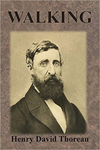 Amazon Com Walking 9781945644221 Henry David Thoreau Books