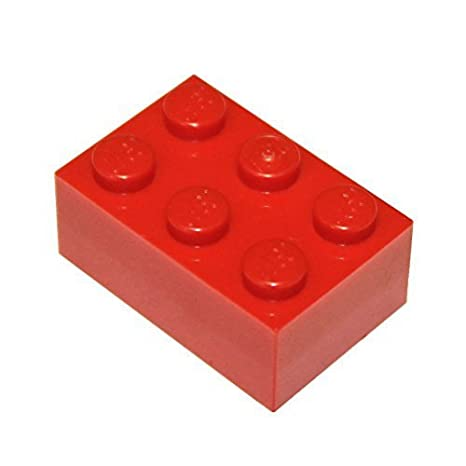 Missing Lego Brick 3002 Red x 10 Brick 2 x 3