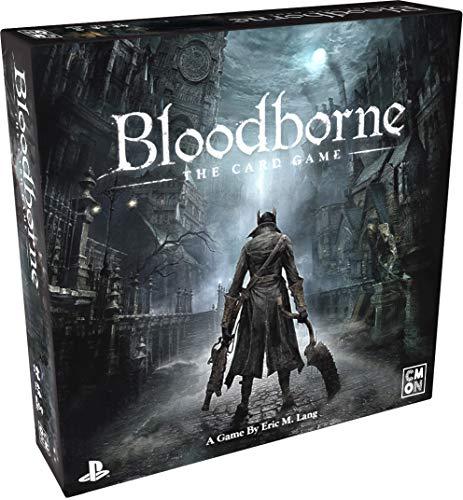 CMON Bloodborne (Boss Monster Card Game)