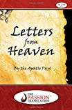 Letters from Heaven by the Apostle Paul, Brian Simmons, 1936578565